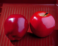 Fruits:apples Royalty Free Stock Photos
