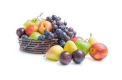Fruits arrangement Royalty Free Stock Photography