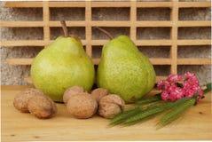 Fruits arrangement Royalty Free Stock Image