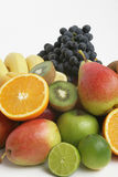 Fruits assortis photographie stock