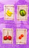 Fruits background Royalty Free Stock Image