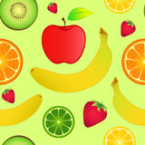 Fruits background Royalty Free Stock Image