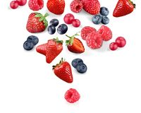 Fruits. Background beautiful berries berries background berries isolated berries jam stock photo