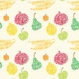 Fruits background Stock Photography