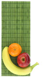 Fruits banner Stock Photography