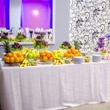 Fruits Bar Royalty Free Stock Photo