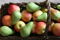 Fruits basket Royalty Free Stock Image