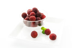 Fruits of bayberry Royalty Free Stock Images