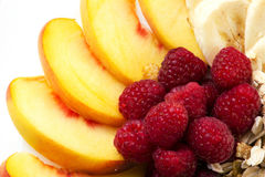 Fruits and berry Stock Images