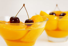 Fruits in a bowl Royalty Free Stock Photography
