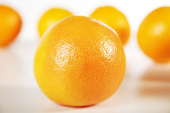 Fruits close up oranges Royalty Free Stock Image