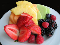 Fruits Stock Photography