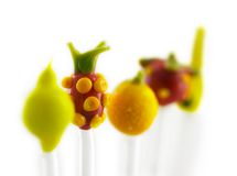 Fruits for coctail Stock Photos