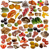 Fruits collection. Stock Photography
