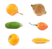 Fruits from Colombia Royalty Free Stock Photography