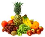 Fruits colorés Images libres de droits