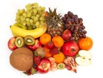 Fruits colorés Photo stock