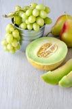 Fruits d'été Photos stock