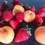 Fruits d'été Photographie stock libre de droits