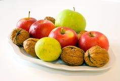 Fruits d'automne photographie stock
