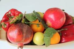 Fruits d'automne de la Sicile Image libre de droits