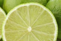 Fruits de chaux Photographie stock libre de droits