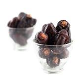 Fruits de date Photo stock