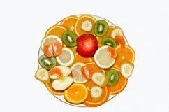 Fruits de mélange Photographie stock libre de droits