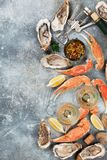Fruits de mer image stock