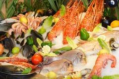 Fruits de mer frais image stock