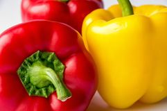 Fruits de paprika photo stock