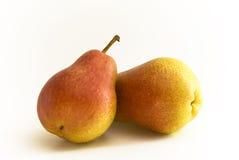 Fruits de poire Photos stock