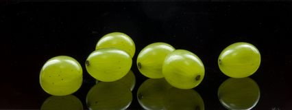 Fruits de raisins Image stock