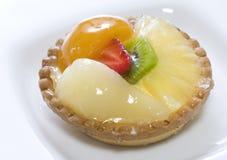 Fruits de Tartelette Photos libres de droits