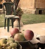 Fruits de vintage, Liban Photo libre de droits