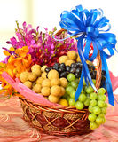 Fruits Decoration. Royalty Free Stock Photos