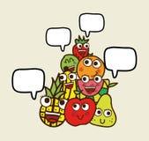 Fruits design Stock Image