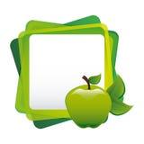 Fruits design Stock Photos