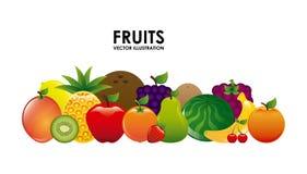 Fruits design Stock Photo