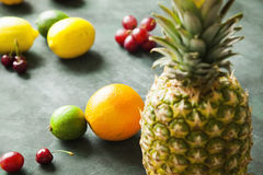 Fruits1 Stock Images