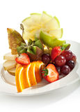 Fruits Dish Royalty Free Stock Photography