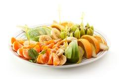 Fruits Dish Royalty Free Stock Photos
