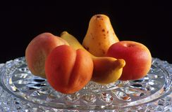 Fruits doux Image libre de droits