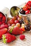 Fruits et baies Photo libre de droits