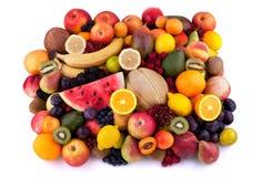 Fruits et baies Photo stock