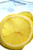 Fruits et eau de beauté Image libre de droits
