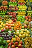 Fruits et légumes Photo libre de droits