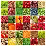 Fruits et légumes photos stock