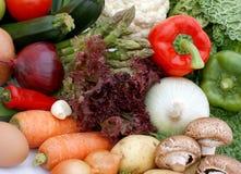 Fruits et légumes image stock