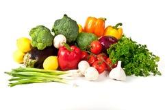 Fruits et légumes frais Photos libres de droits